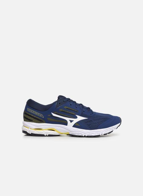 Chaussures de sport Mizuno Wave Stream 2 Bleu vue derrière
