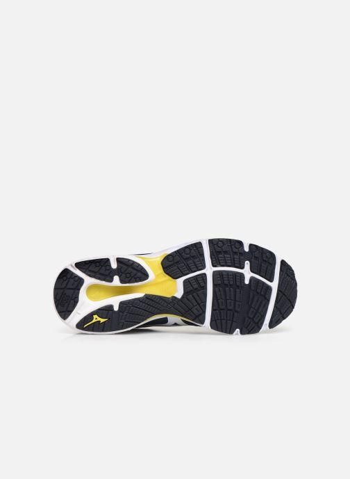 Chaussures de sport Mizuno Wave Stream 2 Bleu vue haut