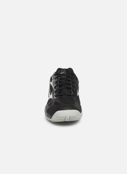 Sport shoes Mizuno Cyclone speed 2 Black model view