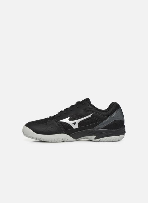Sport shoes Mizuno Cyclone speed 2 Black front view