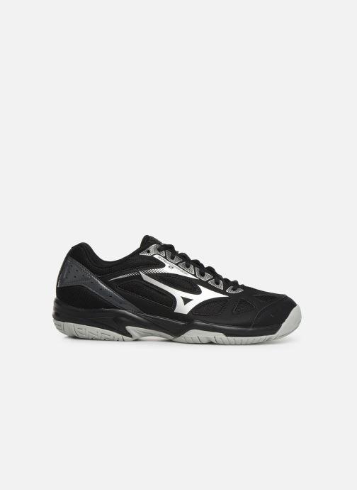 Sport shoes Mizuno Cyclone speed 2 Black back view