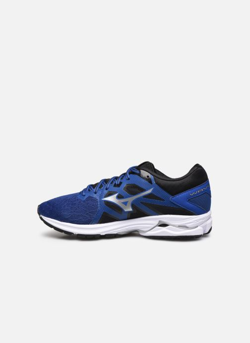 Zapatillas de deporte Mizuno Wave Kizuna Azul vista de frente
