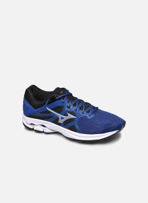 Chaussures de sport Mizuno Wave Kizuna Bleu vue détail/paire