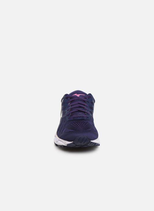 Sport shoes Mizuno Wave Ultima Purple model view