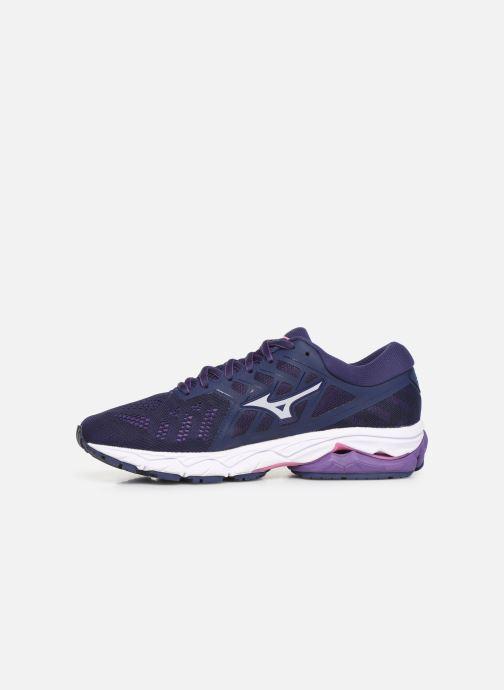 Sport shoes Mizuno Wave Ultima Purple front view