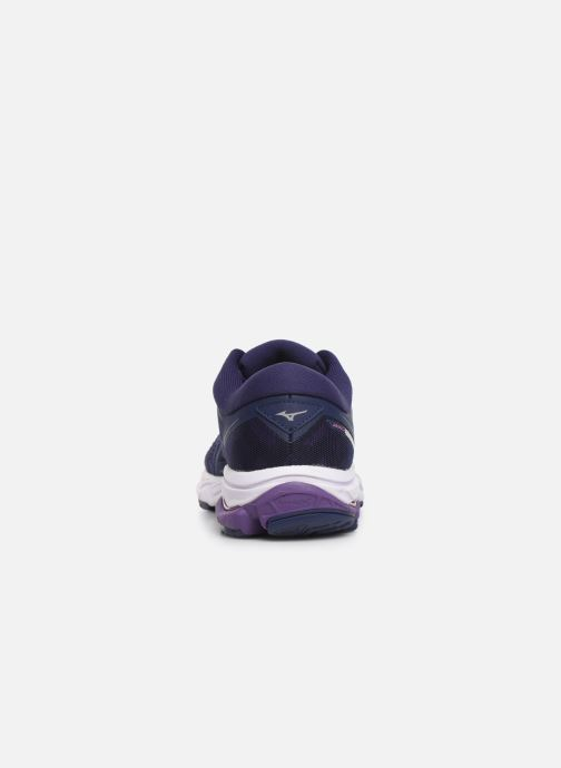 Sport shoes Mizuno Wave Ultima Purple view from the right