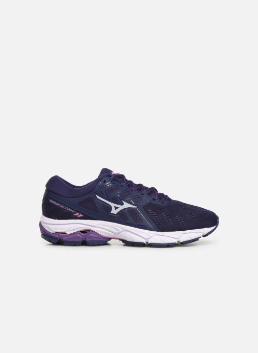 Sport shoes Mizuno Wave Ultima Purple back view
