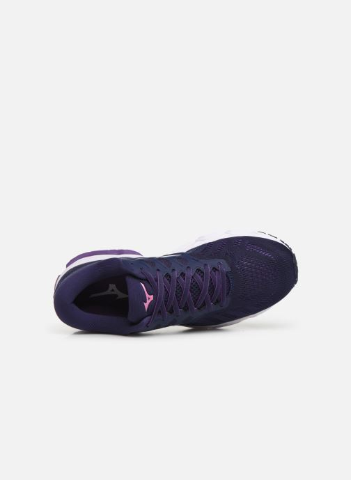 Sport shoes Mizuno Wave Ultima Purple view from the left