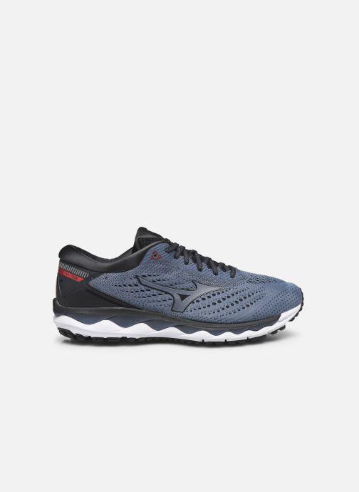 Chaussures de sport Mizuno Wave Sky 3 Gris vue derrière