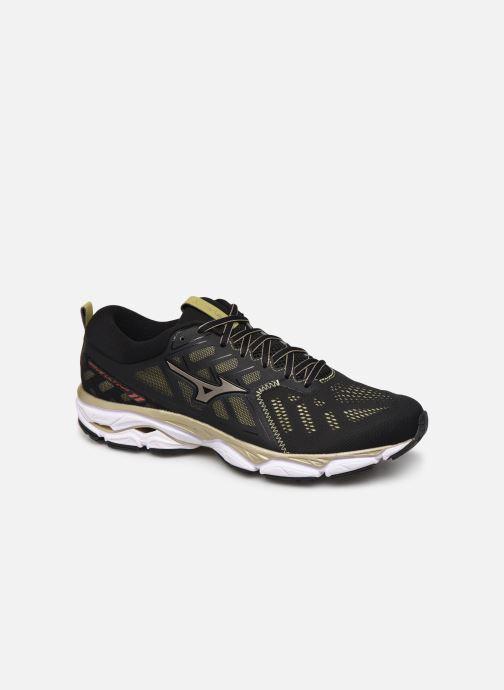 Chaussures de sport Mizuno Wave Ultima Noir vue détail/paire