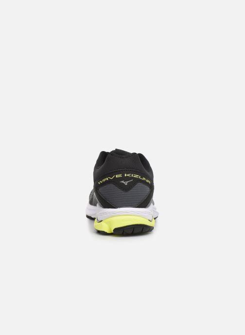 Chaussures de sport Mizuno Wave Kizuna Noir vue droite