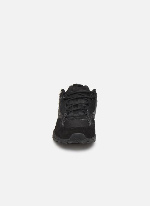 Baskets DC Shoes Kalis Lite M Noir vue portées chaussures