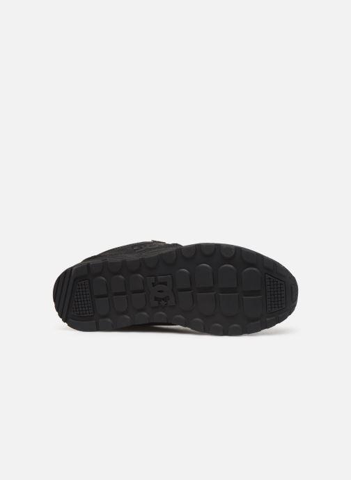 Baskets DC Shoes Kalis Lite M Noir vue haut