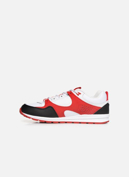 Deportivas DC Shoes Kalis Lite M Rojo vista de frente