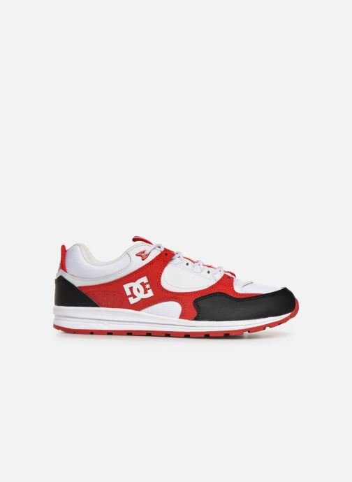 Baskets DC Shoes Kalis Lite M Rouge vue derrière