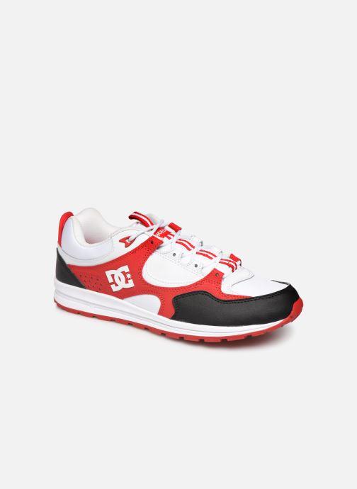 Deportivas DC Shoes Kalis Lite M Rojo vista de detalle / par