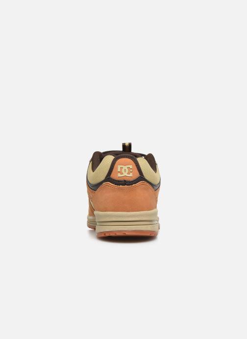 Baskets DC Shoes Kalis Lite SE Marron vue droite
