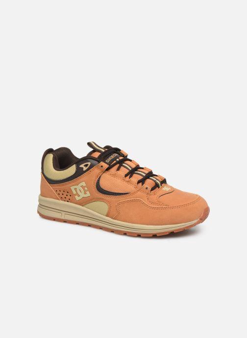 Baskets DC Shoes Kalis Lite SE Marron vue détail/paire