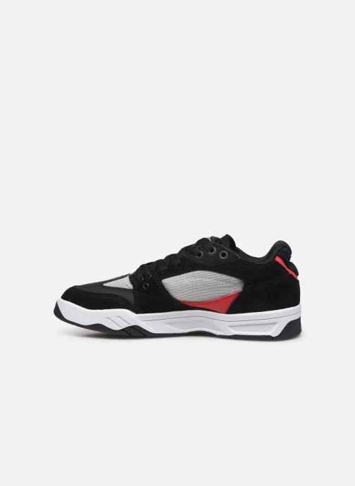 Deportivas DC Shoes Maswell Negro vista de frente