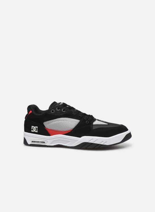 Deportivas DC Shoes Maswell Negro vistra trasera
