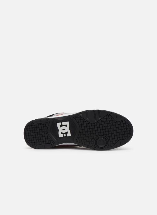 Baskets DC Shoes Maswell Noir vue haut