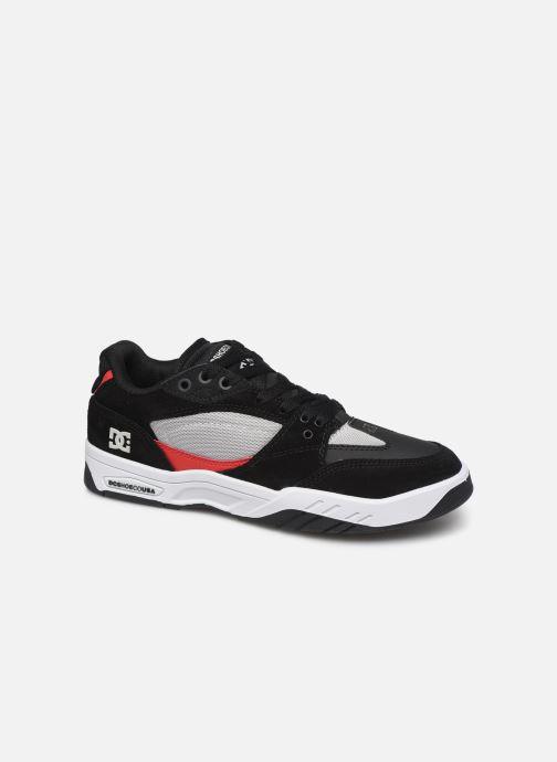 Deportivas DC Shoes Maswell Negro vista de detalle / par
