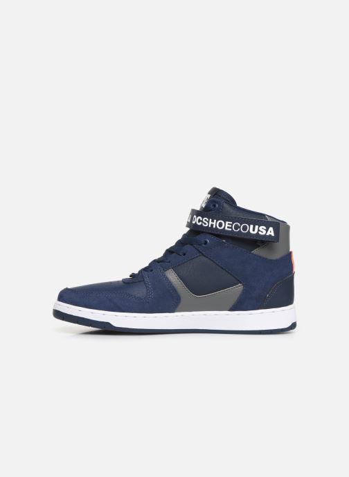 Deportivas DC Shoes Pensford Azul vista de frente