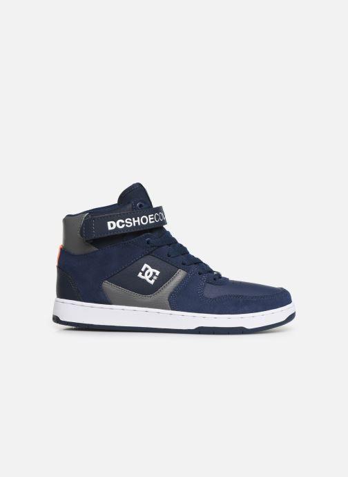 Deportivas DC Shoes Pensford Azul vistra trasera