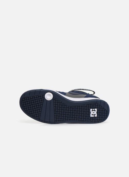 Baskets DC Shoes Pensford Bleu vue haut