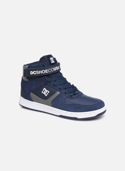 Baskets DC Shoes Pensford Bleu vue détail/paire