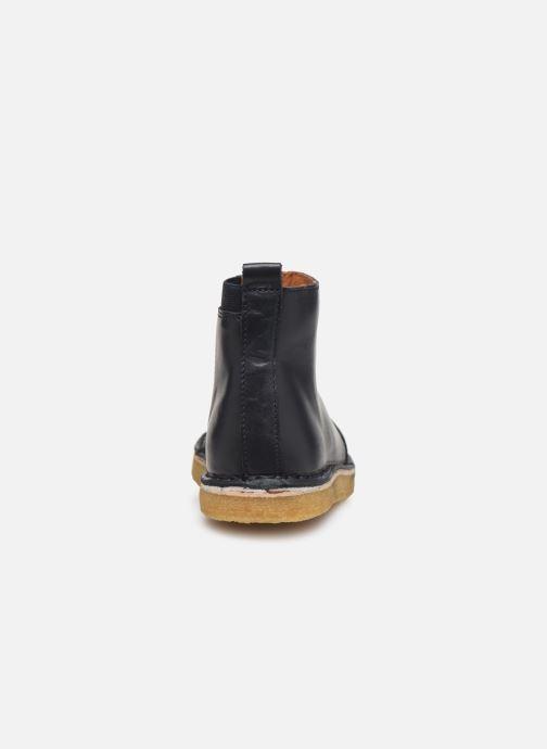 Bottines et boots Tinycottons Elastic Boot Bleu vue droite