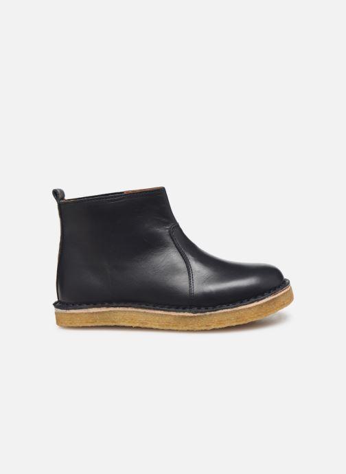 Bottines et boots Tinycottons Elastic Boot Bleu vue derrière