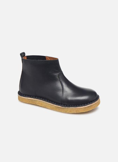 Bottines et boots Tinycottons Elastic Boot Bleu vue détail/paire