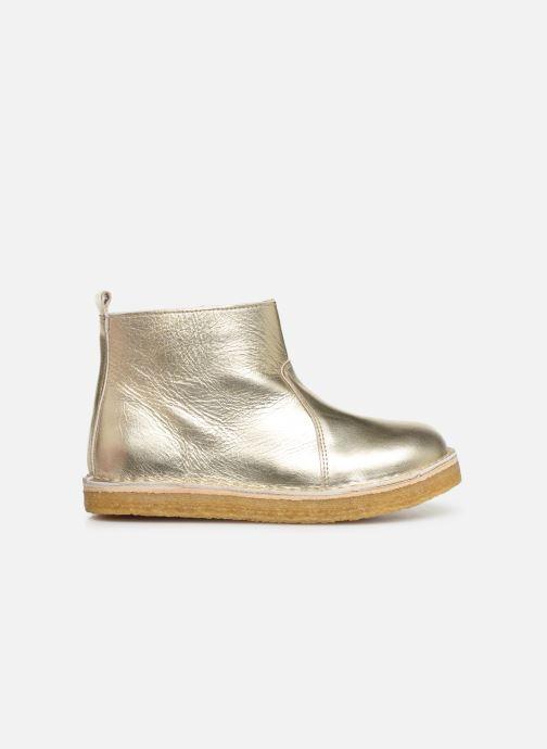 Bottines et boots Tinycottons Elastic Boot Argent vue derrière