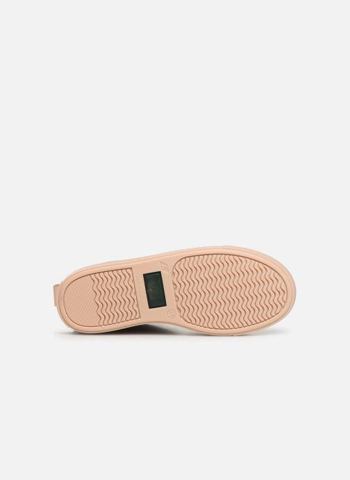 Stiefel Tinycottons Solid Rain Boot grün ansicht von oben
