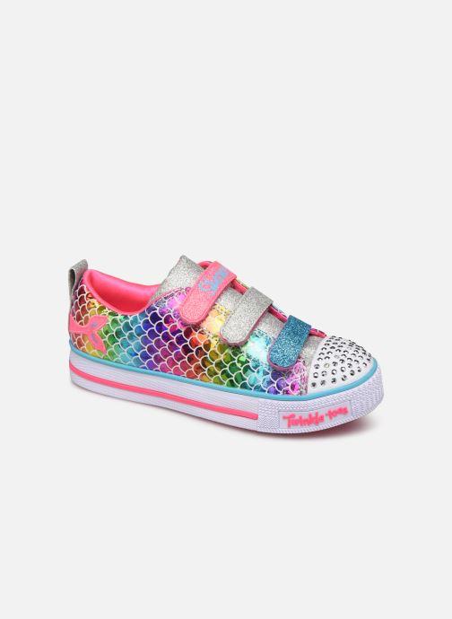 Baskets Skechers Twinkle Lite Multicolore vue détail/paire