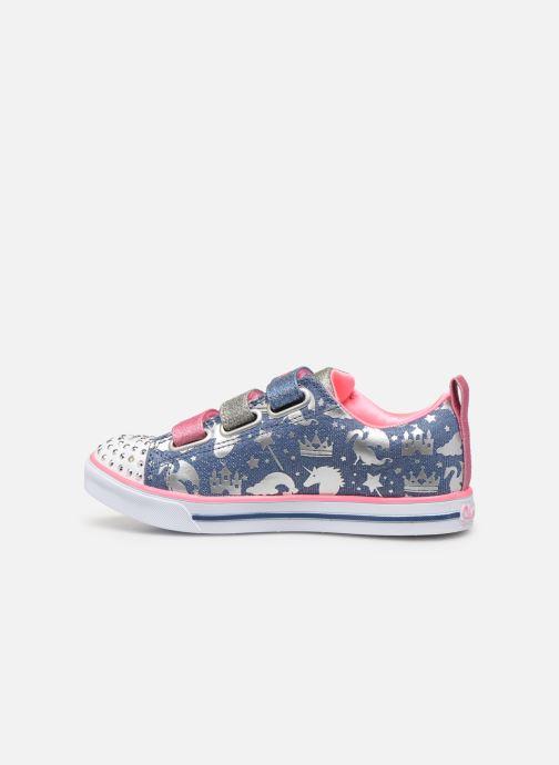 Sneakers Skechers Sparkle Lite Multicolor voorkant