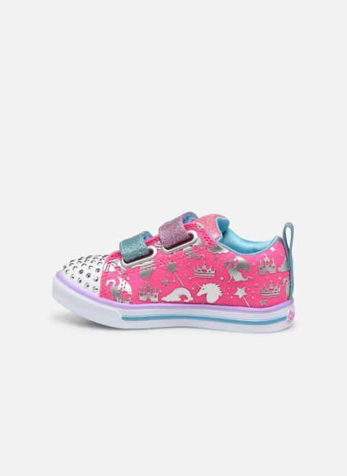 Sneakers Skechers Sparkle Lite Multicolore immagine frontale