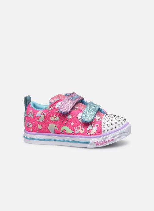 Sneakers Skechers Sparkle Lite Multicolore immagine posteriore