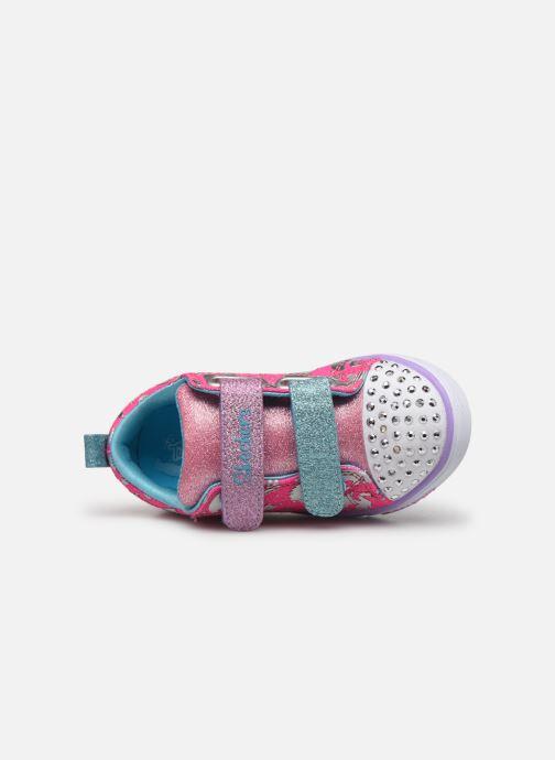 Sneakers Skechers Sparkle Lite Multicolore immagine sinistra