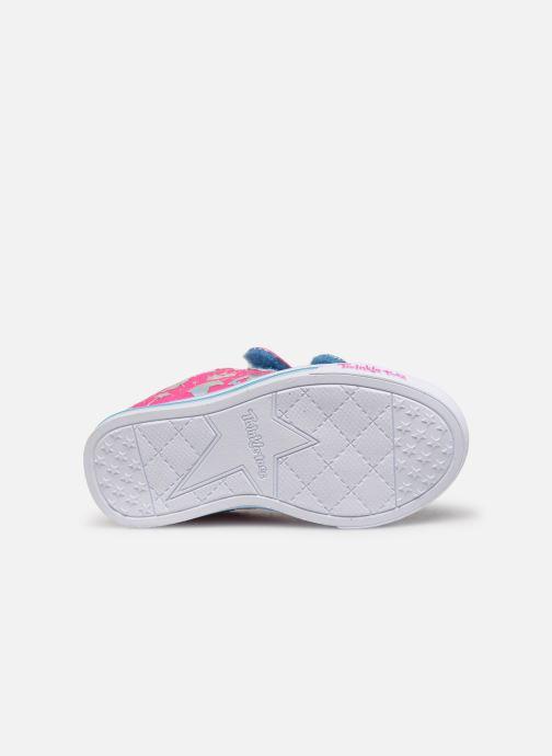 Sneakers Skechers Sparkle Lite Multicolore immagine dall'alto