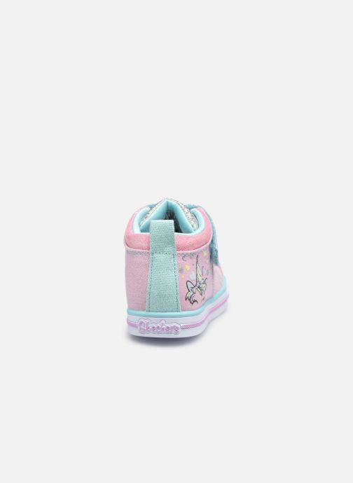 Sneakers Skechers Sparkle Lite Rosa immagine destra