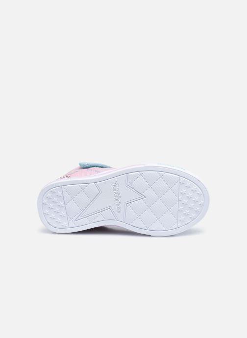 Sneakers Skechers Sparkle Lite Rosa immagine dall'alto