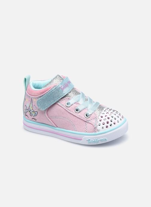 Sneakers Skechers Sparkle Lite Rosa vedi dettaglio/paio