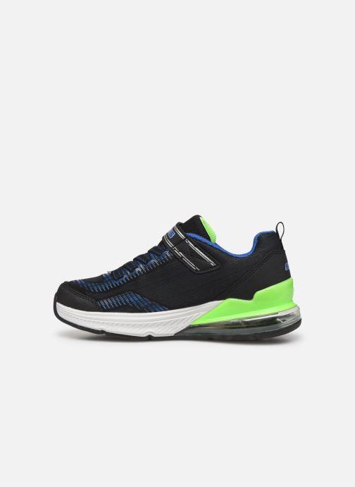 Sport shoes Skechers Skech-Air Blast Tallix Black front view