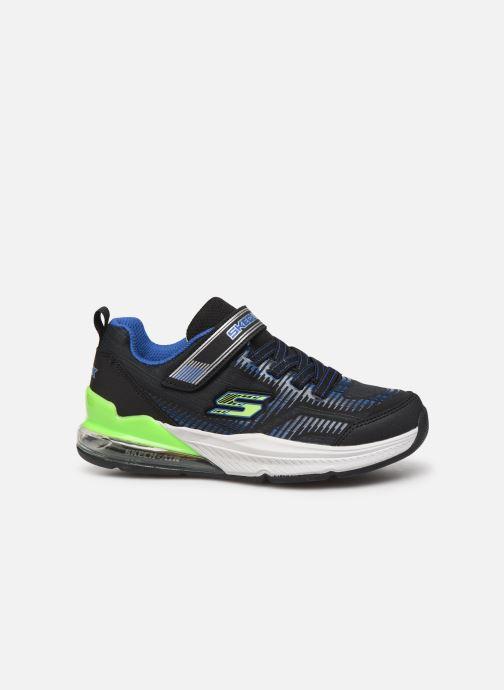 Sport shoes Skechers Skech-Air Blast Tallix Black back view