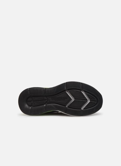 Sport shoes Skechers Skech-Air Blast Tallix Black view from above
