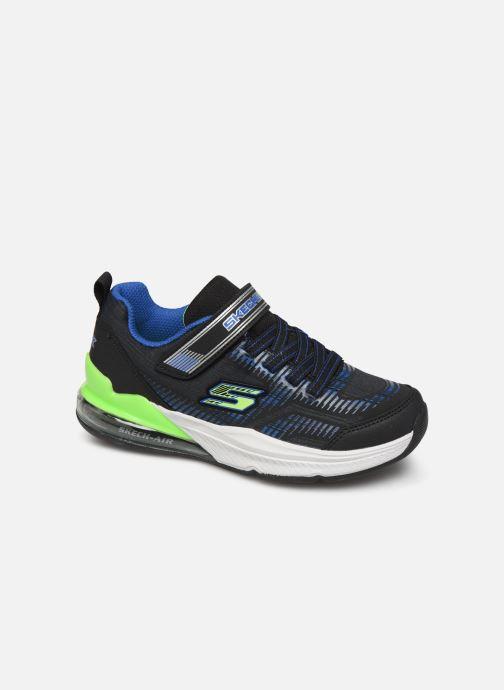 Sport shoes Skechers Skech-Air Blast Tallix Black detailed view/ Pair view