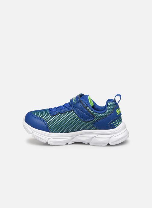 Sneakers Skechers Advance Azzurro immagine frontale