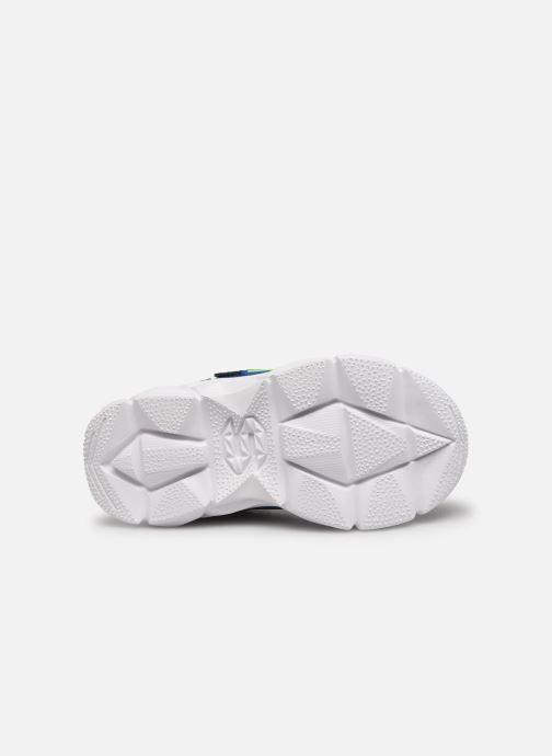 Sneakers Skechers Advance Azzurro immagine dall'alto
